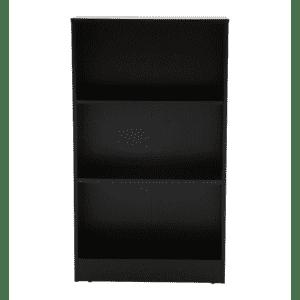 Hampton Bay 3-Shelf Extra-Deep Bookcase for $28