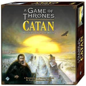 A Game of Thrones Catan for $54