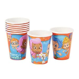 American Greetings Bubble Guppies Party Supplies, Paper Party Cup (8-Count) for $30