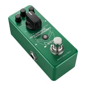 Donner VERB Square Evolution+ Guitar Effect Pedal for $33