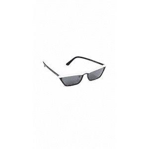 Prada Women's Ultravox Sunglasses, White/Grey, One Size for $214