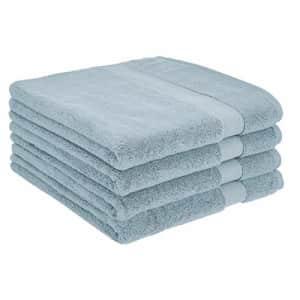 Amazon Basics Dual Performance Bath Towel - 4-Pack, Tile Teal for $311