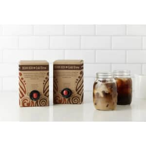 Bean Box Cold Brew 2-Pack for $21