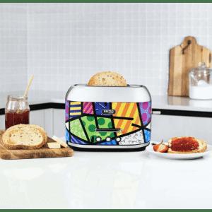 Kalorik by Britto Toaster for $60