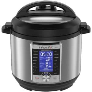 Instant Pot Ultra 6-Quart 10-in-1 Pressure Cooker for $140