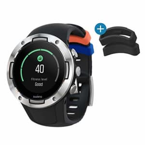 SUUNTO 5, Lightweight and Compact GPS Sports Watch with 24/7, Activity Tracking and Wrist-Based for $329