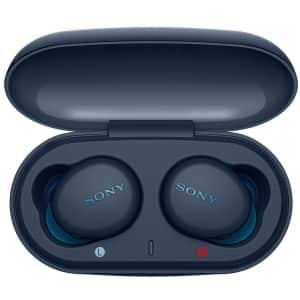 Sony WF-XB700 Bluetooth True Wireless Earbuds for $128