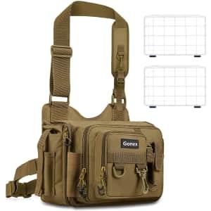 Gonex Tackle Bag for $23