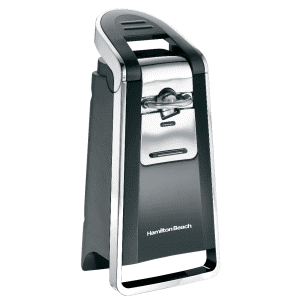Hamilton Beach Smooth Touch Electric Can Opener for $30