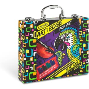 Crayola Art With Edge Pop Art Case for $15
