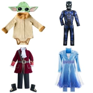 shopDisney Halloween Costumes: Up to $20 off