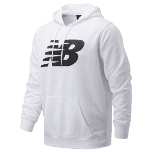 New Balance Men's Core Fleece Hoodie for $20