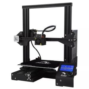 Creality Ender 3 3D Printer Kit for $120