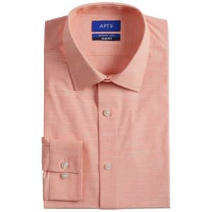 Men's Dress Shirts at Kohl's: up to 80% off + extra 20% off + extra $10 off + KC
