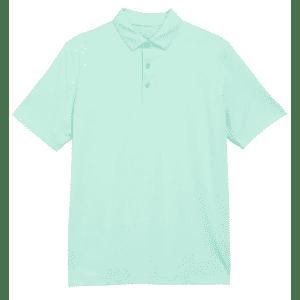 Callaway Men's Golf Fine Line Stripe Polo for $30
