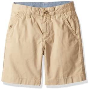 Lacoste Little Boy Classic Gab Bermuda Short, Macaroon, 8 for $65