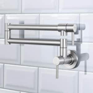 Dalmo Pot Filler Faucet Wall Mount for $90