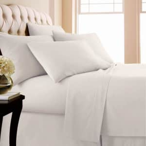 Luxury Home 1,000 Thread Count Egyptian Cotton Sheet Sets from $28