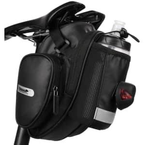 Rhinowalk Bike Saddle Bag for $11