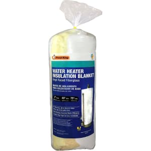 Frost King Water Heater Insulation Blanket for $25