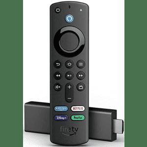 Amazon Fire TV Stick 4K w/ Alexa Voice Remote (2021) for $35
