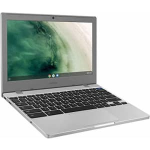 2020 Newest Samsung Chromebook 4 11.6 Laptop Computer for Business Student, Intel Celeron N4000, for $369