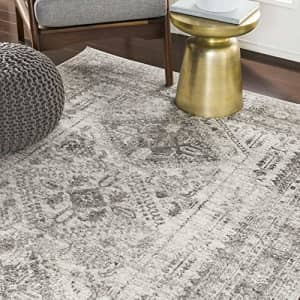 "Artistic Weavers Desta Area Rug, 6'7"" Square, Charcoal for $130"