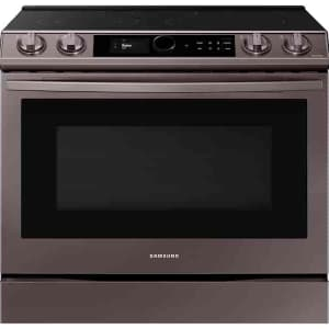 Samsung 6.3-Cu. Ft. Smart Slide-In Electric Range / Air Fry Convection Oven for $1,799