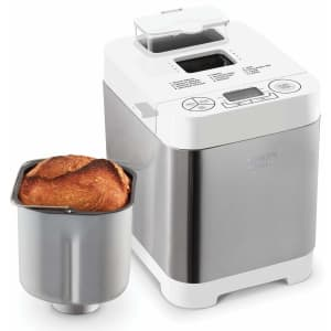 Dash Everyday 1.5-lb. Stainless Steel Bread Maker for $111