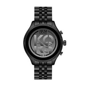 Michael Kors Lexington 2 Smartwatch - Black Stainless Steel for $300