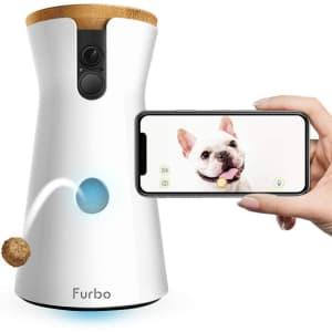 Furbo Treat Tossing Dog Camera for $163