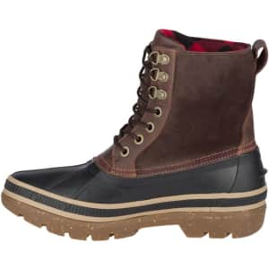 Sperry Men's Ice Bay Boots for $59
