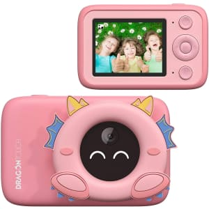 Dragon Touch 32MP Kids' Camera for $30