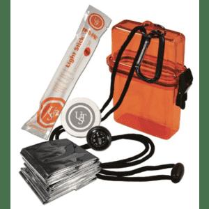 ust Watertight Survival Kit 1.0 for $5