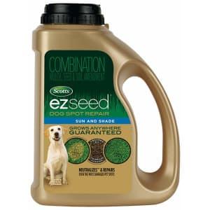 Scotts EZ Seed Sun & Shade Dog Spot Repair 2-lb. Jug for $13