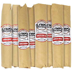 Olympia Provisions Euro Salami Sampler for $49