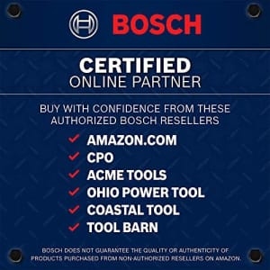 Bosch PR111 Plunge Base for GKF125CE Palm Router for $144
