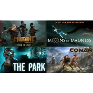 Funcom Publisher Sale (Steam) at Humble Bundle: Up to 70% off