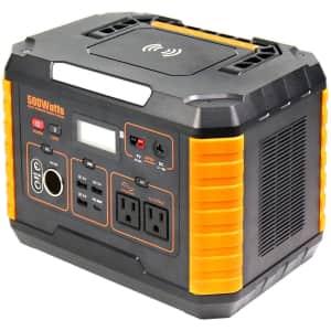 Coidak 500W Portable Power Station for $399