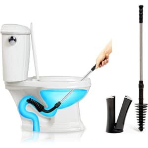 ToiletShroom Revolutionary Plunger for $17