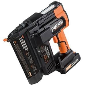 Freeman PE2118G 18 Volt 2-in-1 18 Gauge Cordless Nailer & Stapler for $266