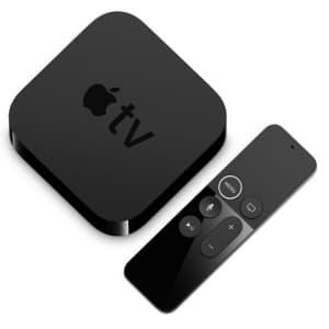 Apple TV 4th Generation 32GB Media Receiver for $85