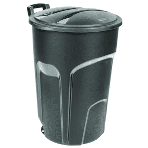 Rubbermaid 32-Gal. Wheeled Garbage Can w/ Lid for $20 for members