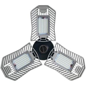 Michaelgougou Deformable LED Garage Light from $16