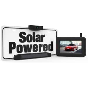 Boscam SunGo Pro Solar Wireless Backup Camera for $109