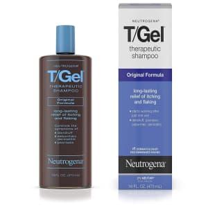 Neutrogena T/Gel 16-oz. Therapeutic Shampoo for $14