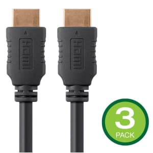 Monoprice HDMI Multipacks Sale: Up to 63% off