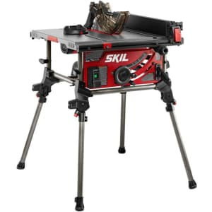 """Skil 15-Amp 10"""" Table Saw for $299"""