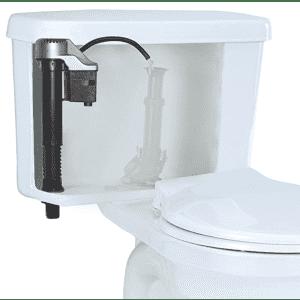Korky QuietFILL Platinum Fill Valve for Toilets for $10