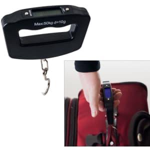 Northwest Digital Luggage Grip Scale for $12